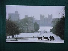 Christmas Card from Queen Elizabeth II Prince Philip Royal Household Windsor