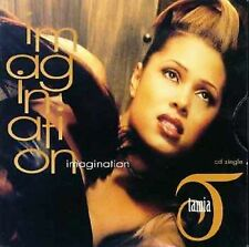Imagination Tamia MUSIC CD