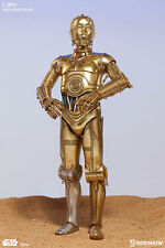 C-3PO Hot Toys/Sideshow 1/6 figure (star wars) - expédié en stock