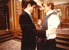 TIMOTHY DALTON RUTGER HAUER COCO CHANEL 1981 VINTAGE PHOTO ORIGINAL #3