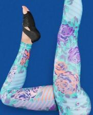 NIKE Pro Floral Fade Gym Leggings Size Small RRP £90