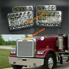 4X LED Headlights Sealed Beam Headlamps For FREIGHTLINER FLD 120 FLD 112 2 PAIRS