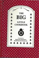 *BELOIT WI 1990 ROCK/ WALWORTH COUNTY *THE BIG LITTLE COOK BOOK *WISCONSIN *RARE