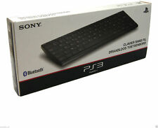 Official Sony Wireless Bluetooth Keyboard Playstation PS3 NEW - AZERTY