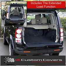 LAND ROVER DISCOVERY 4 TAILORED BOOT LINER MAT DOG GUARD 2009 ONWARDS 022