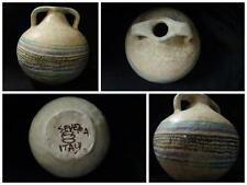 Vaso in terracotta ceramizzata - Carlo Alberto Severa