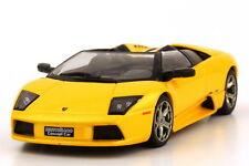 1:43 Lamborghini Murcielago Barchetta Concept 2002 gelb yellow - AUTOart 54551