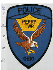 OHIO, PERRY TOWNSHIP POLICE DEPT VERSION 4  PATCH