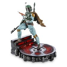 DISNEY STORE STAR WARS THE FORCE AWAKENS BOBA FETT LIMITED EDITION STATUE FIGURE