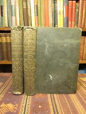 1849 Lamartine HISTORY OF THE GIRONDISTS Memoirs French Revolution History 2 Vol
