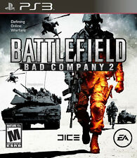 Battlefield Bad Company 2 PS3 Playstation Game (PRE OWNED) Perfect Condition
