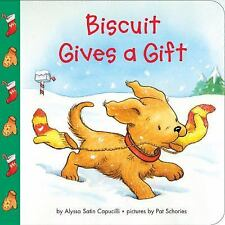 Biscuit Gives a Gift - Capucilli, Alyssa Satin - Board book