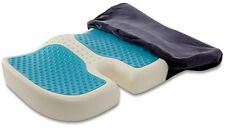 Coccyx Orthopedic Gel-enhanced Comfort Memory Foam Seat Chair Cushion Car Travel