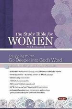 The Study Bible for Women: NKJV Edition, Printed Hardcover (2015, Hardcover)