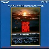 Red Dawn - Basil Poledouris deleted 1985 Intrada soundtrack CD release
