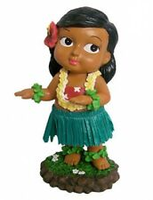 "Hawaiian Hawaii Mini Car Vehicle Dashboard Hula Doll Keiki Dancing 4"" #40683"