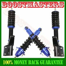 FOR 02-06 Acura RSX DC5 Base/Type-S COILOVER SUSPENSION KIT BLUE