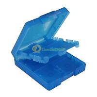16in1 Game Card Case Holder Storage Box Cover for Nintendo DS DSI DS Lite Blue