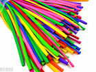 200 X Magic Party Balloons DIY Mixed Colours Latex 260Q Traditional Modelling