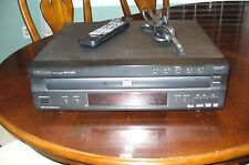 PIONEER DVD CD CHANGER PLAYER DV-C503 WITH REMOTE