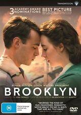 Brooklyn (DVD, 2016) Saoirse Roman, Domhnall Gleeson, Julie Walters