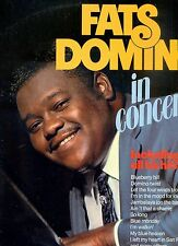 FATS DOMINO in concert 2LP HOLLAND EX