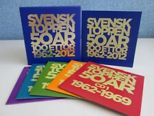 Svensktoppen 50 The Best of Swedish Pop 1962-2012 NEW 5-CD Abba/Agnetha Faltskog