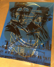 BLUE BROTHERS movie poster print Tim Doyle BlueTest Print Nakatomi One Of a Kind