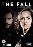 The Fall: Series 1 DVD NEW & SEALED BBC starring Gillian Anderson & Jamie Dornan