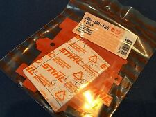 OEM Stihl chainsaw specialty bar and tool gauge 0000 893 4105 pitch gauge file