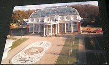 United Kingdom England The Butterfly House with Mosaic Williamson Park Lancaster