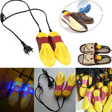 10W Electric Shoes Boot Footwear Dryer Warmer Deodorizer Dehumidify Sterilizer