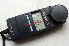 Used KONICA MINOLTA CL-200 CL200 Chroma Meter In Good Condition #RS02
