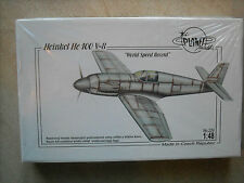 "Planet Models-1/48-HEINKEL HE-100 V-8 ""WORLD SPEED RECORD"""