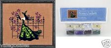 Mirabilia Counted Cross Stitch Chart with Embellishment Pack ~ GWEN #220 Sale