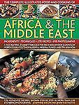 Illustrated Food & Cooking of Africa and Middle East - LikeNew - Bacon, Josephin