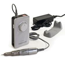 FOREDOM Portable Micromotor Kit, Brush-type.  Five hours of use on one charge