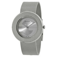 Gucci U-play Silver Ladies Watch YA129407