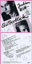 "Joachim Witt ""Silberblick"" 1980! Goldener Reiter! Digital remastered! Neue CD!"