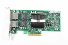 HP NC360T Dual Port DP Gigabit  Network Card 412651-001 412646-001 Low Profile