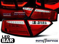 NEUF 2 LED FEUX ARRIÈRE ENSEMBLE LAMPS LDAUE2 AUDI A5 2007-2011 COUPE RED WHITE