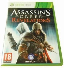 Assassin's Creed Revelations Xbox 360 Perfetta 1a Edizione Italiana Con Manuale