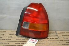 1996-1997-1998 Honda Civic Hatchback Right Pass tail light 78 2D3