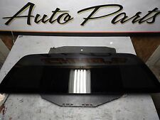OEM 97-03 Ford F150/F250 Black Tinted Fixed Rear Cabin Window, Auto-Glass Pane
