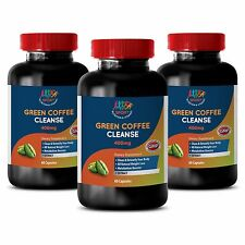 Weight Loss Supplements For Women - Green Coffee Cleanse 800mg - Antioxidant 3B
