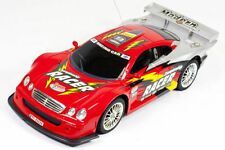 RC Tornado Benz Radio Remote Control 4WD Drift Car 1:10 Scale Speed Racing Red