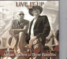 Time Bandits-Live It Up 2008 cd single