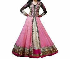 Designer Dress Indian Salwar kameez Anarkali Bollywood Pakistani wedding Suit
