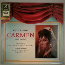 Bizet: Carmen Highlights/Stein/German EMI-Columbia W/G Label Stereo SMC80676 EX