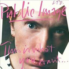 This Is What You Want...This Is What You Get by Public Image Ltd. (CD,...